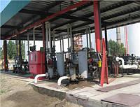 Монтаж трубопроводов и оборудования резервуарных парков для хранения ГСМ и растительных масел