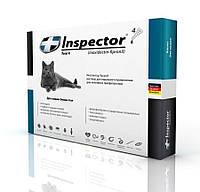 Инспектор Тотал К (Inspector Total K) капли на холку для кошек от 4 кг, 1 пип.*0,8 мл, Экопром