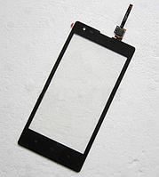 Оригинальный тачскрин / сенсор (сенсорное стекло) для Xiaomi Red Rice 1S (черный цвет)