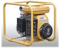 Бензиновая мотопомпа для средне-загрязненных вод SUBARU PTG208ST o/s (с датчиком масла)