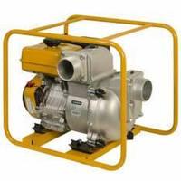 Бензиновая мотопомпа для сильно-загрязненных вод SUBARU PTX401T o/s (с датчиком масла)