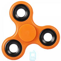 Спиннер для рук, Fidget Spinner оранжевый