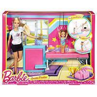Кукла Барби гимнастка и её ученица Barbie and Toddler Student Flippin Fun Gymnastics Dolls