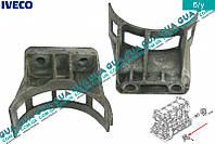 Кронштейн крепления насоса гидроусилителя руля ( ГУРа ) 504090981 Citroen JUMPER III 2006-, Peugeot BOXER III 2006-, Iveco DAILY III 1999-2006, Iveco