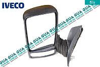 Зеркало заднего вида наружное/боковое электрическое левое  Iveco DAILY III 1999-2006
