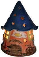 Соляная лампа Дом гнома