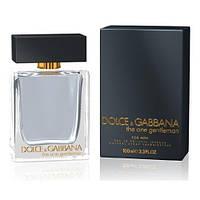 Dolce & Gabbana The One Gentleman EDT 100ml (ORIGINAL)