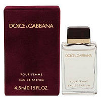Dolce & Gabbana Pour Femme EDP 4.5ml MINI (ORIGINAL)