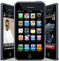 Китайский iphone 5G A5, Wifi, 2 сим, Tv, Fm, Java. Jack 3,5 мм. Качественный корпус!, фото 1