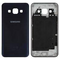 Задняя панель корпуса для мобильных телефонов Samsung A300F Galaxy A3, A300FU Galaxy A3, A300H Galaxy A3, синяя