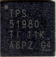 Микросхема Texas Instruments TPS51980TI для ноутбука