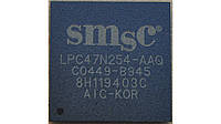 Микросхема SMSC LPC47N254-AAQ для ноутбука