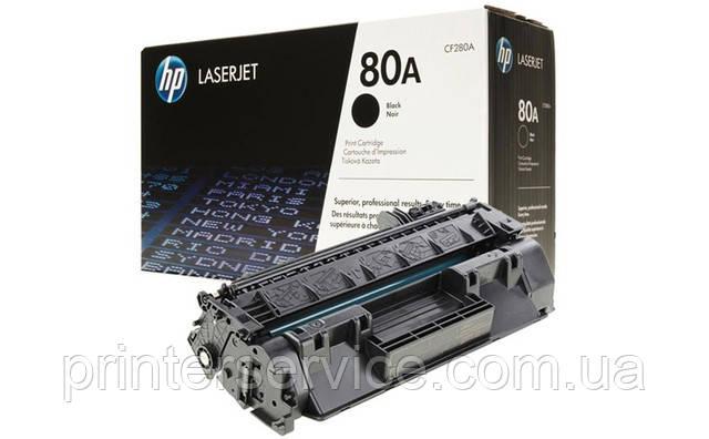 Картридж HP CF280A (80A) black для принтеров HP LaserJet Pro 400 M425dn / M425dw / M401a / M401d / M401dn / M401dw