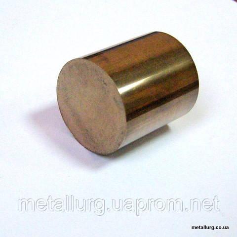 Круг бронзографит диаметр 30 мм х 35 мм - ООО НПФ «Металлург» в Харькове