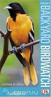 DK Publishing Audubon Pocket Backyard Birdwatch, 2nd Edition