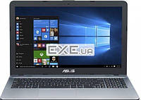 """Ноутбук ASUS X541NA-GO123 15.6"""" Celeron N3350 4GB 500GB Intel HD Linux Silver (90NB0E83-M01730)"""