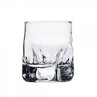 Стакан для напитков 250 мл. низкий, стеклянный Quartz, Durobor