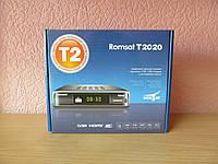 Romsat T2020 цифровой эфирный DVB-T2 ресивер, фото 1