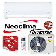 Кондиционер Neoclima NS/NU-09AHEIw Inverter