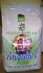 Новалон Foliar 09-12-40+0,5 MgO+МЕ 10кг