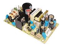 Блок питания Mean Well PD-25A Открытого типа 24.9 Вт, 5 В/2.5 А, 12 В/1.5 А (AC/DC Преобразователь)