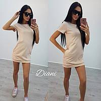 Женское платье (S-M) —джерси  купить оптом и в Розницу в одессе  7км
