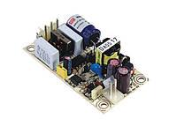 Блок питания Mean Well PS-05-12 Открытого типа 5.4 Вт, 12 В, 0.5 А (AC/DC Преобразователь)