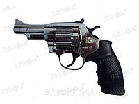 Револьвер флобера Альфа 431 (нікель, пластик)