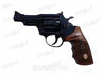 Револьвер флобера Альфа 431 (чёрный, дерево)