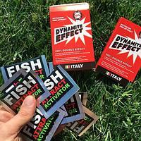 Активатор клёва для рыбалки Dynamite Effect, динамит эффект
