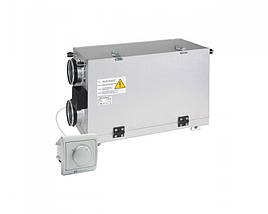 Приточно-вытяжная установка ВЕНТС ВУТ 200 Г мини ЕС, VENTS ВУТ 200 Г мини ЕС с рекуперацией тепла