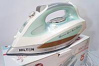 Hilton 1511 Паровой Утюг с функцией самоочистки  и вертикального отпаривания