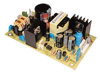 Блок питания Mean Well PS-25-48 Открытого типа 24 Вт, 48 В, 0.5 А (AC/DC Преобразователь)