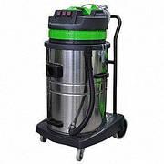 Пылесос трёх-турбинный для сухой и влажной уборки