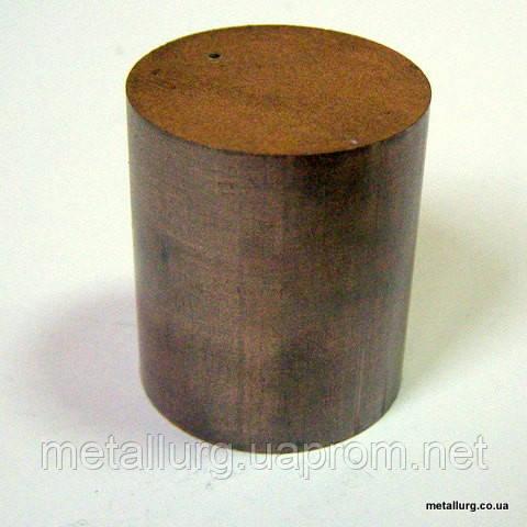 Круг меднографитовый диаметр 30 мм х 35 мм - ООО НПФ «Металлург» в Харькове