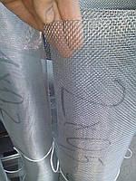 Сетка нержавеющая тканная 2 мм., d0,5