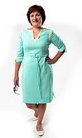 Платье из натуральных волокон  «Таисия»