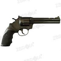 Револьвер флобера ALFA 461 (черный, пластик)