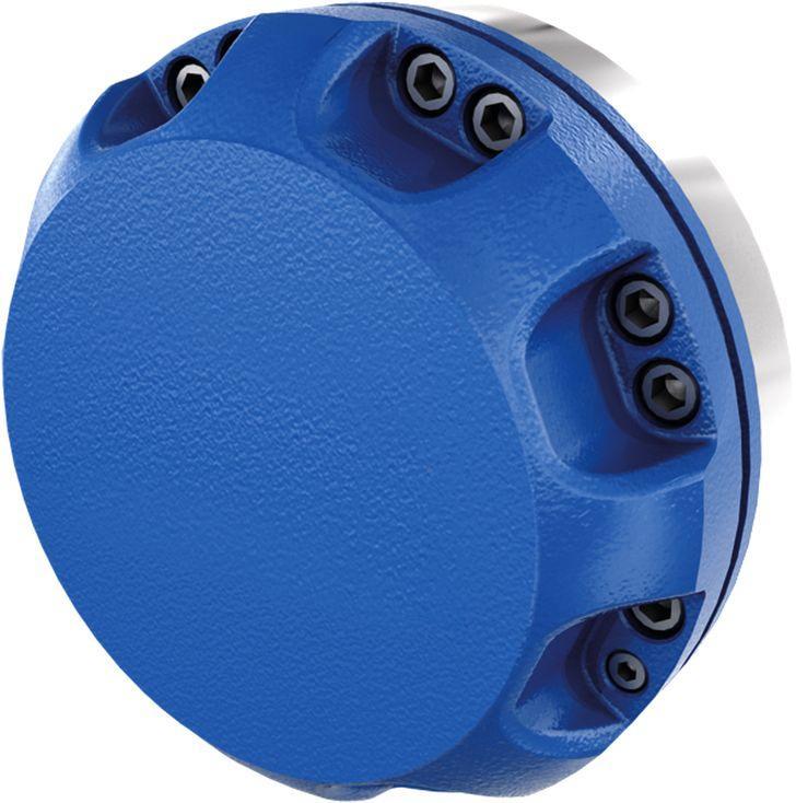 Радиально-поршневой двигатель для гидравлического привода Bosch Rexroth MCR-R