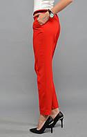 Классические женские брюки «Stels» red