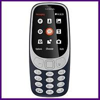 Телефон Nokia 3310 (2017) Dual Sim (Dark Blue) . Гарантия в Украине 1 год!