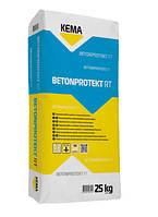 Ремонтная штукатурка для вертикальных (стеновых) и потолочных бетонных поверхностей BETONPROTEKT RT