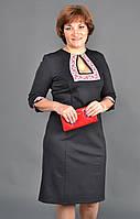 Женское платье с вышивкой «Наталка»