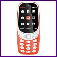 Телефон Nokia 3310 (2017) Dual Sim (Red) . Гарантия в Украине 1 год!