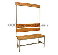 Скамейка в раздевалку LO101
