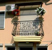 Ограждения балконов, фото 1