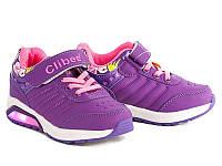 Кросовки детские фиолефовые F-622 purple Большой выбор обуви на http://saxo.com.ua