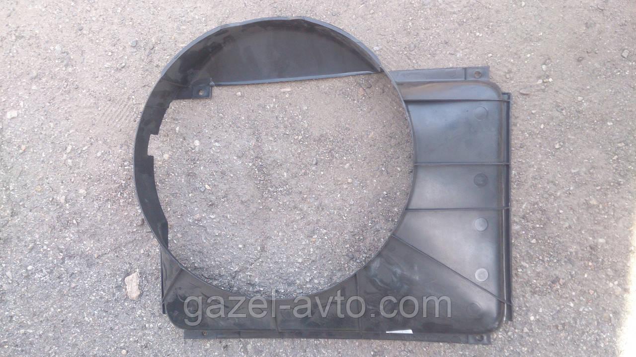 Кожух вентилятора (диффузор) Газель,Соболь 405