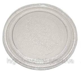 Тарелка диаметр 284мм плоская 3390W1G003A для микроволновки Lg