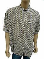 Стильная мужская рубашка Eskola большой размер, фото 1